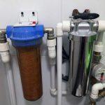фильтр жесткой очистки