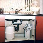 Система очистки воды с обратным осмосом под умывальник заказать в Минске