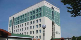 Системы фильтрации были установлены в Полесском государственном университете